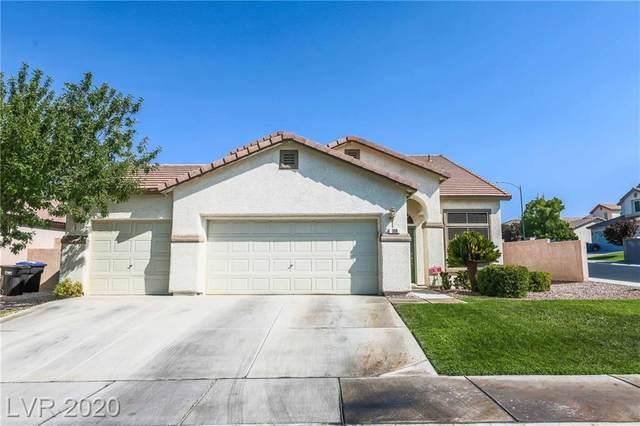 558 Dusty Palms Lane, Henderson, NV 89052 (MLS #2222407) :: Helen Riley Group   Simply Vegas