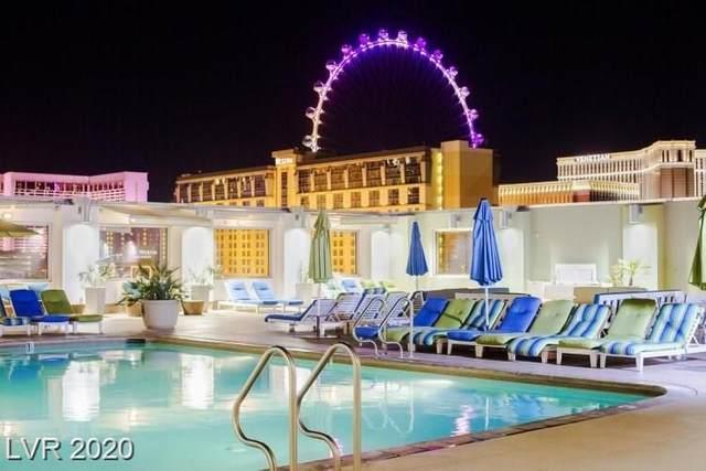 211 Flamingo Road #206, Las Vegas, NV 89169 (MLS #2222417) :: Jeffrey Sabel