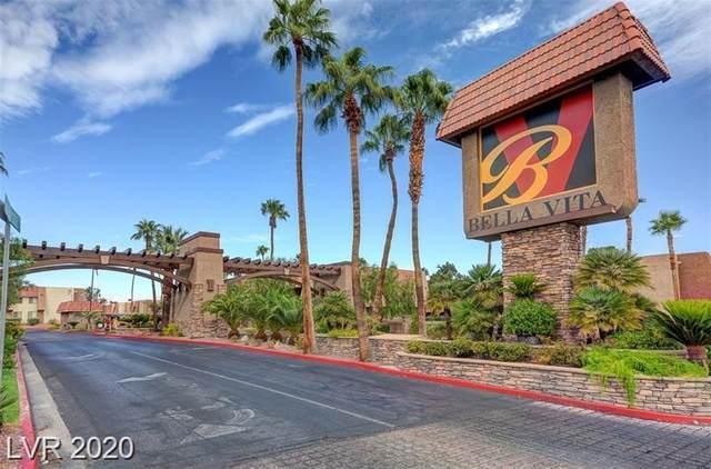 4981 River Glen Drive #53, Las Vegas, NV 89103 (MLS #2222439) :: Vestuto Realty Group