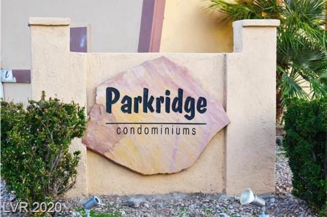 312 Orland Street #64, Las Vegas, NV 89107 (MLS #2222478) :: The Lindstrom Group