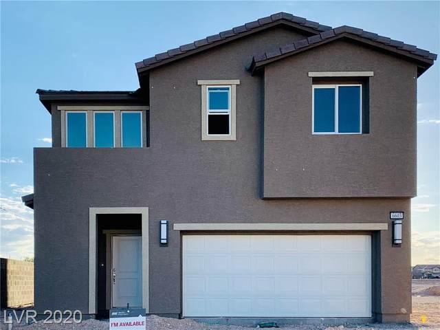 6603 Palmer Journey Street, North Las Vegas, NV 89086 (MLS #2222518) :: Hebert Group   Realty One Group