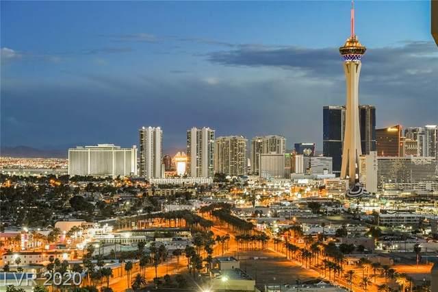200 Hoover #1709, Las Vegas, NV 89101 (MLS #2222560) :: The Perna Group