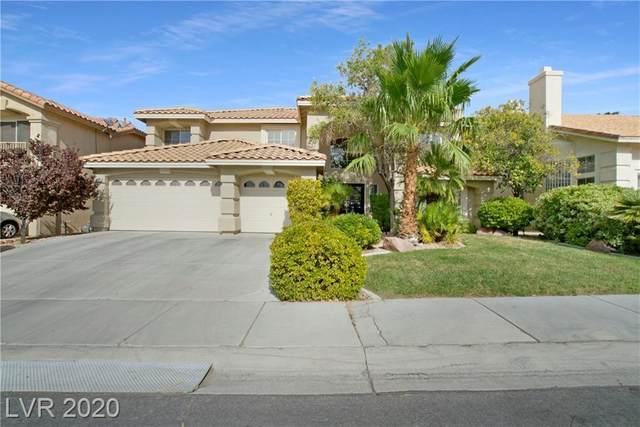 3808 Beacon Point Street, Las Vegas, NV 89129 (MLS #2222564) :: Helen Riley Group | Simply Vegas