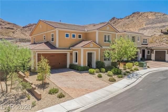 360 Sidewheeler Street, Henderson, NV 89012 (MLS #2222569) :: Helen Riley Group | Simply Vegas