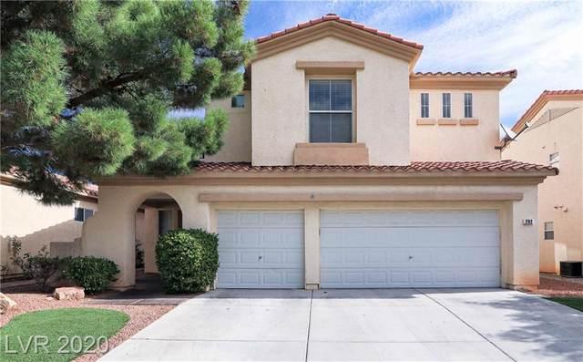 292 Turtle Peak Avenue, Las Vegas, NV 89148 (MLS #2222571) :: Helen Riley Group | Simply Vegas