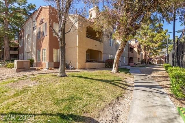 2200 Fort Apache Road #2158, Las Vegas, NV 89117 (MLS #2222577) :: Jeffrey Sabel