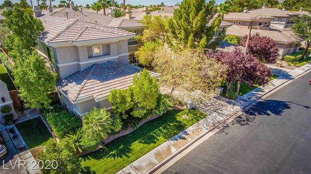 500 Pinnacle Heights Lane, Las Vegas, NV 89144 (MLS #2222604) :: The Perna Group