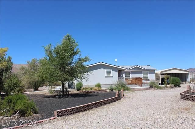 2612 N Saddleback Drive, Amargosa, NV 89020 (MLS #2222665) :: Helen Riley Group | Simply Vegas