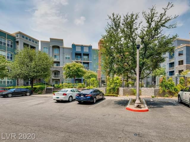 38 Serene Avenue #315, Las Vegas, NV 89123 (MLS #2222675) :: Hebert Group | Realty One Group