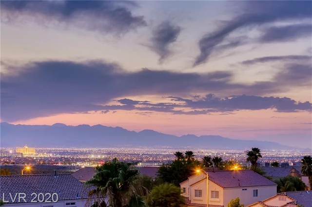 3196 Castle Canyon Avenue, Henderson, NV 89052 (MLS #2222684) :: The Shear Team