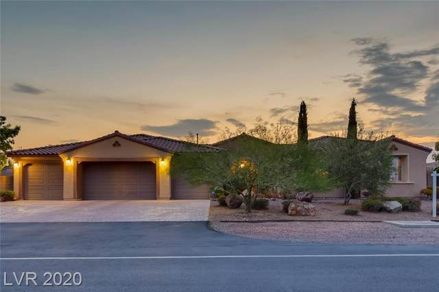 8935 Gagnier Boulevard, Las Vegas, NV 89113 (MLS #2222715) :: The Lindstrom Group