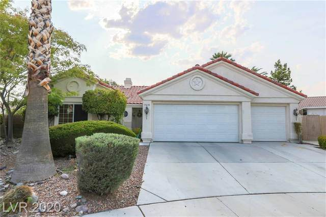5216 Garcia Court, Las Vegas, NV 89130 (MLS #2222720) :: The Mark Wiley Group | Keller Williams Realty SW