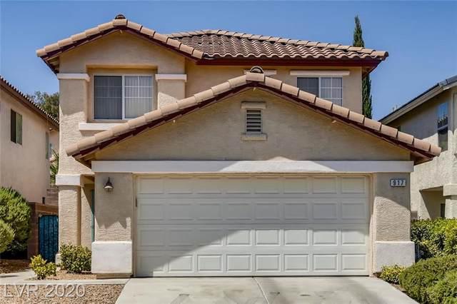 917 Toro Canyon Lane, Las Vegas, NV 89134 (MLS #2222741) :: Helen Riley Group | Simply Vegas