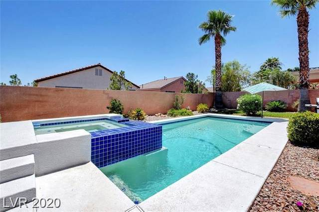 3736 Russell Peterson Court, Las Vegas, NV 89129 (MLS #2222784) :: Kypreos Team