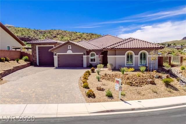 438 Sindelar, Boulder City, NV 89005 (MLS #2222796) :: Helen Riley Group | Simply Vegas