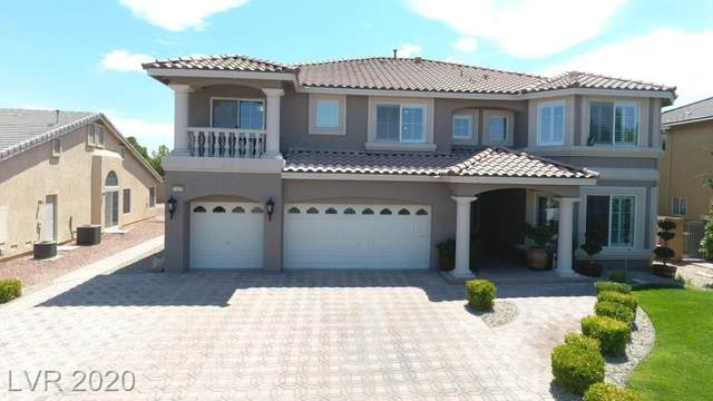 11270 Pentland Downs Street, Las Vegas, NV 89141 (MLS #2222803) :: Jeffrey Sabel