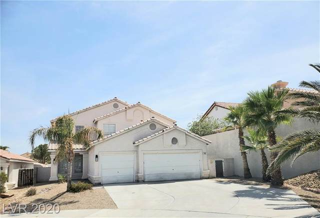 208 Chiquis Court, Henderson, NV 89074 (MLS #2222809) :: Performance Realty