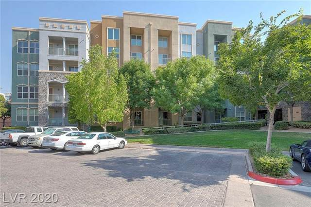 50 E Serene Avenue #123, Las Vegas, NV 89123 (MLS #2222822) :: The Shear Team