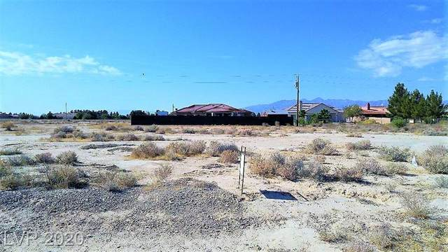 121 E Kiowa Street, Pahrump, NV 89048 (MLS #2222840) :: Performance Realty
