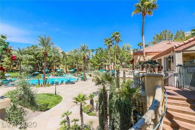 220 E Flamingo Road #116, Las Vegas, NV 89169 (MLS #2222907) :: The Lindstrom Group
