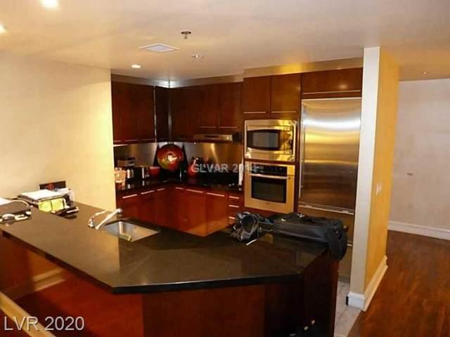 2700 Las Vegas Boulevard #701, Las Vegas, NV 89109 (MLS #2222943) :: The Mark Wiley Group | Keller Williams Realty SW