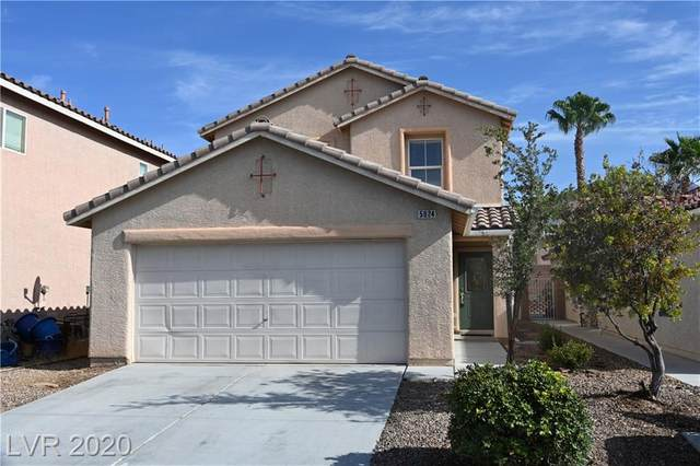 5024 Diamond Ranch Avenue, Las Vegas, NV 89131 (MLS #2222962) :: Helen Riley Group | Simply Vegas