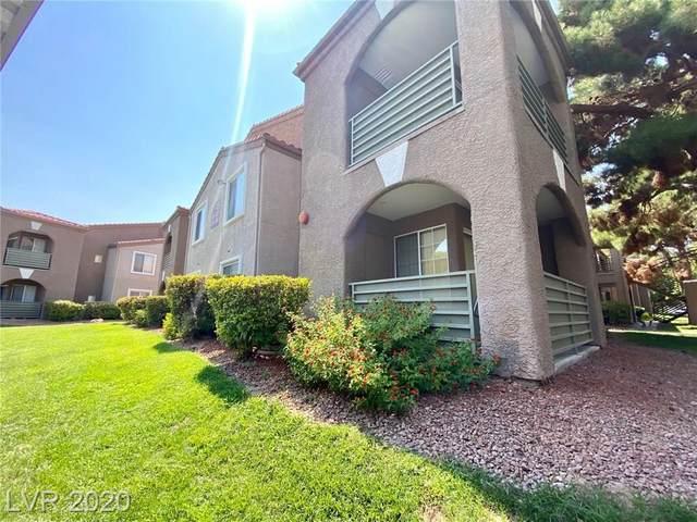 2111 Sealion Drive #205, Las Vegas, NV 89128 (MLS #2222994) :: Billy OKeefe | Berkshire Hathaway HomeServices