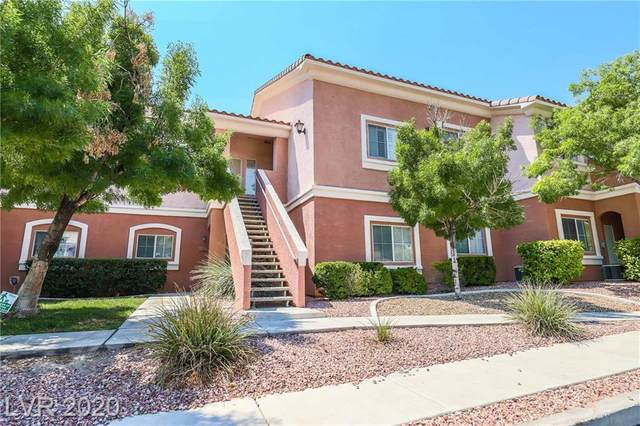 10525 Autumn Pine Avenue #206, Las Vegas, NV 89144 (MLS #2223004) :: The Shear Team