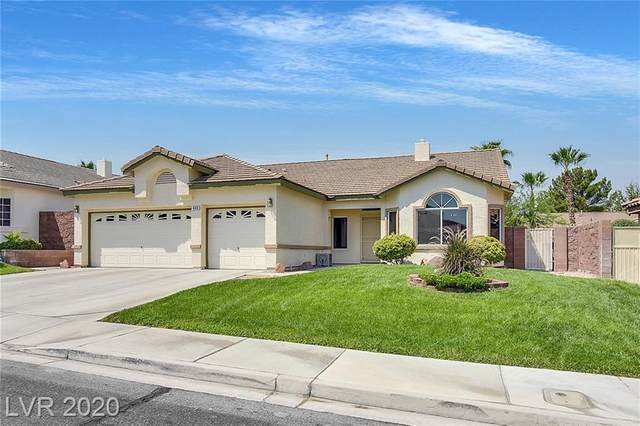 469 Mountain Heights Court, Henderson, NV 89052 (MLS #2223027) :: Performance Realty