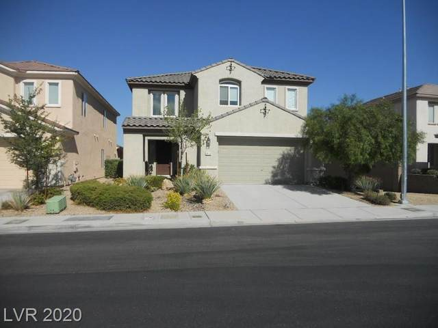 2513 Lockerbie Street, Henderson, NV 89044 (MLS #2223047) :: Performance Realty