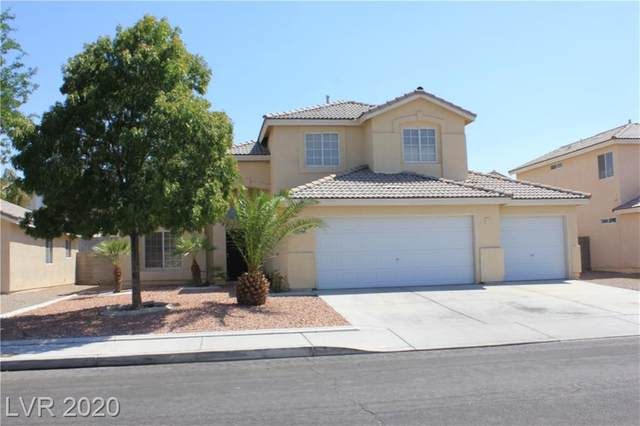 3409 Gilmore Avenue, North Las Vegas, NV 89032 (MLS #2223070) :: The Lindstrom Group
