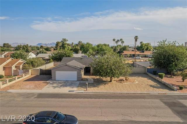 4555 Boston Avenue, Las Vegas, NV 89104 (MLS #2223077) :: The Mark Wiley Group | Keller Williams Realty SW