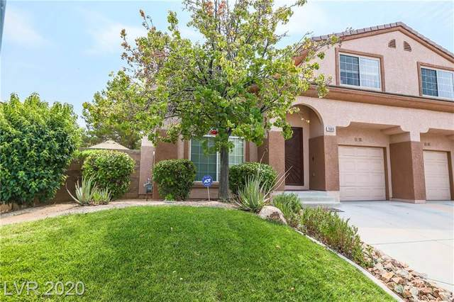 1605 Box Step Drive, Henderson, NV 89014 (MLS #2223100) :: Billy OKeefe | Berkshire Hathaway HomeServices