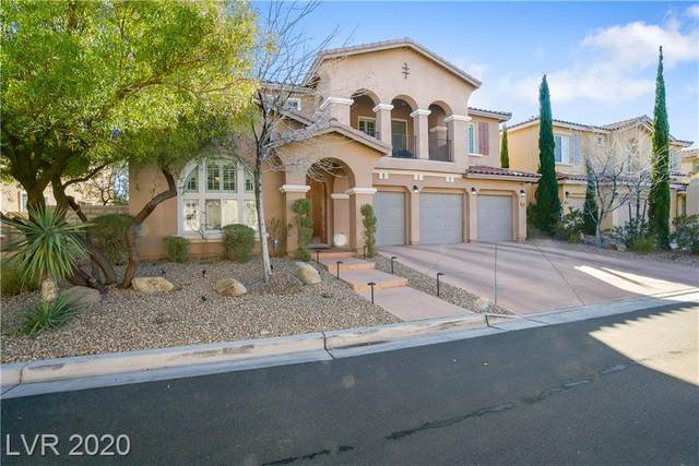948 White Feather Lane, Las Vegas, NV 89138 (MLS #2223111) :: Helen Riley Group | Simply Vegas
