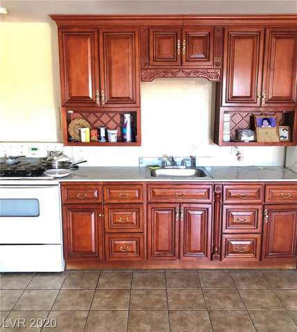 3726 Hazelwood Street #24, Las Vegas, NV 89119 (MLS #2223130) :: The Perna Group