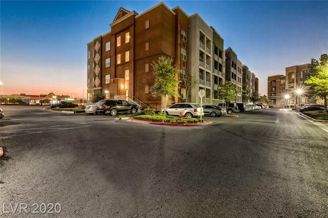 32 Serene Avenue #309, Las Vegas, NV 89123 (MLS #2223169) :: The Mark Wiley Group | Keller Williams Realty SW