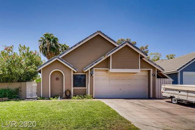 1656 Duarte Drive, Henderson, NV 89014 (MLS #2223192) :: The Lindstrom Group