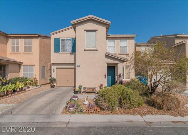 2090 Tierra Del Verde Street, Las Vegas, NV 89156 (MLS #2223212) :: The Lindstrom Group