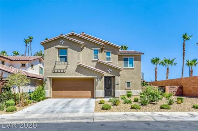 802 Via De Santa Maria, Henderson, NV 89011 (MLS #2223218) :: The Mark Wiley Group | Keller Williams Realty SW