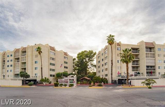 750 Royal Crest Circle #335, Las Vegas, NV 89169 (MLS #2223230) :: Performance Realty
