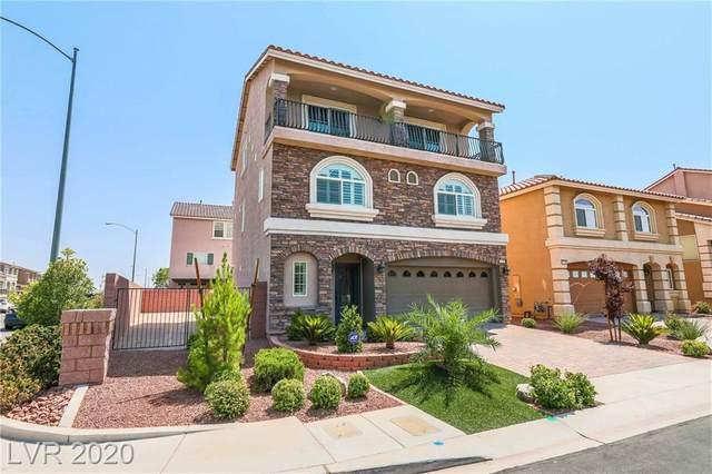 7130 Bronco Street, Las Vegas, NV 89118 (MLS #2223231) :: The Lindstrom Group