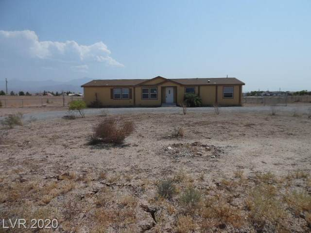 3631 Tournament Avenue, Pahrump, NV 89048 (MLS #2223235) :: Helen Riley Group | Simply Vegas
