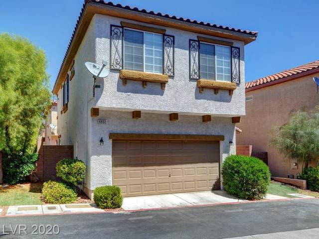 8932 Fargo Fair Court, Las Vegas, NV 89149 (MLS #2223241) :: The Shear Team