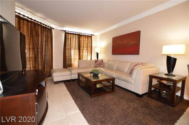 260 Flamingo Road #232, Las Vegas, NV 89169 (MLS #2223332) :: The Lindstrom Group