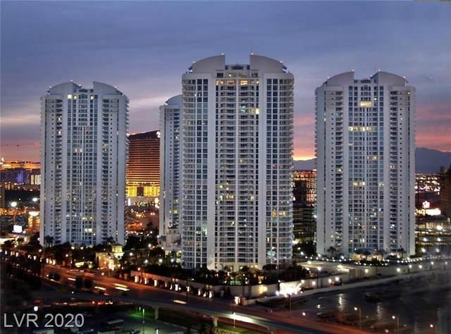 2777 Paradise Road #303, Las Vegas, NV 89109 (MLS #2223370) :: The Lindstrom Group