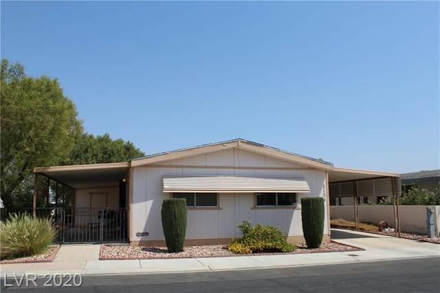 3134 Comitan Lane, Las Vegas, NV 89122 (MLS #2223374) :: Billy OKeefe | Berkshire Hathaway HomeServices