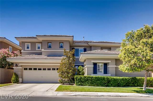 613 Proud Eagle Lane, Las Vegas, NV 89144 (MLS #2223388) :: The Perna Group