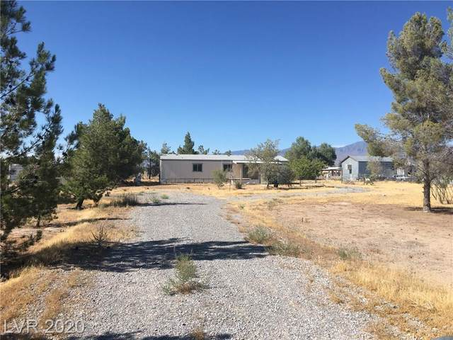1140 E Bruce Street, Pahrump, NV 89048 (MLS #2223393) :: Helen Riley Group | Simply Vegas