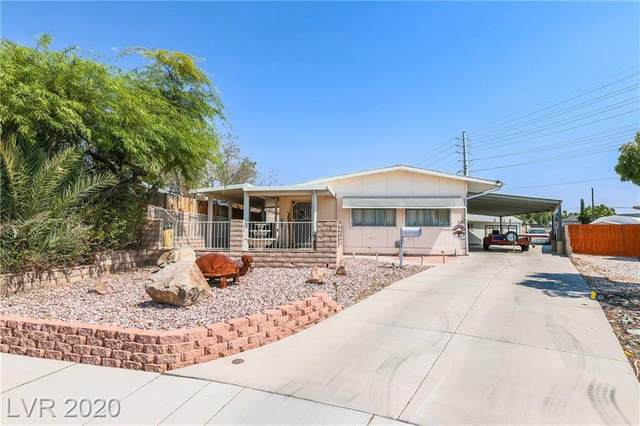 1002 Adobe Circle, Boulder City, NV 89005 (MLS #2223406) :: The Perna Group