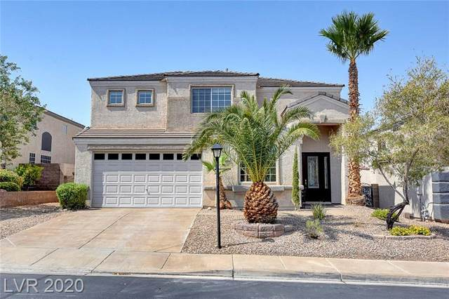 173 Mount Saint Helens Drive, Henderson, NV 89012 (MLS #2223433) :: The Lindstrom Group